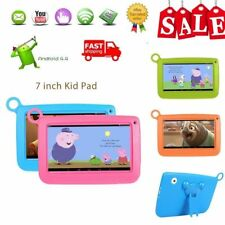 "7"" Quad Core Tablet PC for Kids Google Android 4GB 512MB Dual Camera  Lot QP"