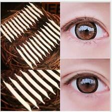 110 Pairs Wide/Narrow Double Eyelid Sticker Tape Technical Eye Makeup Tool 7Q