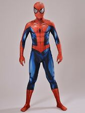 NEW Anime Edition Spider-man Fullbody Cosplay Costume 3D printing Zentai Suit
