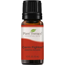Germ Fighter Synergy Essential Oil Blend 10 ml 100% Pure, Therapeutic Grade