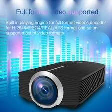Multimedia YG-500 LED LCD Video Projector 1200 Lumens 800 * 480 Home Cinema Y3D4