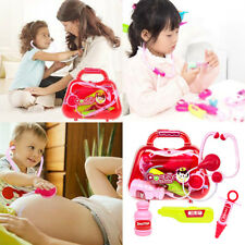 Kids Pretended Doctor Nurse Simulation Medical Toolbox COSPLAY Role Play Toys Co
