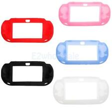 Silicone Skin Case Cover for NEW Sony Playstation VITA PSV Game Console