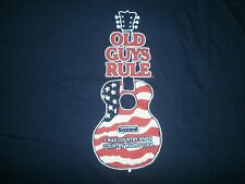 """OLD GUYS RULE """" COUNTRY COOL """" I WAS COUNTRY WHEN COUNTRY WASN'T COOL """" M-2X"""
