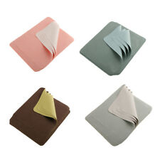 10x Soft Microfiber Eyeglass Glasses Cleaner Cloth Phone Screen Cleaning Pad