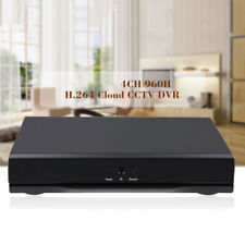 4CH 960H H.264 DVR 4 Channel Digital Video Recorder 1080P for Security Camera