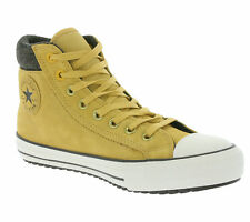 New Converse All Star Chuck Taylor Boat PC HI MEN'S SNEAKER GYM SHOE BROWN