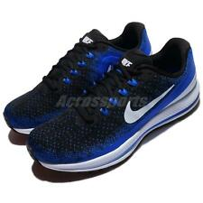 Nike Air Zoom Vomero 13 Black Blue Tint Racer Men Running Shoes 922908-002