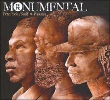 Monumental - Pete Rock  New - Sealed CD