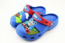 Thomas Train Kids Boys Shoes Clogs-Croc Summer beach Comfort Water Sandals New