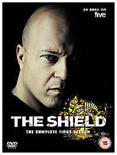 The Shield - Series 1 - Complete (DVD, 2003, 4-Disc Set, Box Set).   ***SALE***