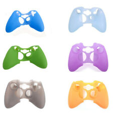 18 Color Soft Silicone Skin Case Cover Pouch for Microsoft Xbox 360 Controller