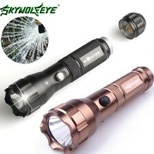 15000Lm 18650 Flashlight Camping Torch 3Mode XML T6 LED Bicycle Bike Lamp Holder