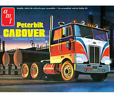 AMT 759 1/25 Peterbilt Cabover 352 Pacemaker Tractor Model Kit