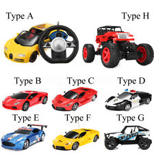 8 Type RC Remote Control High Speed Truck Jam Toy Off Road Racing Car For Kids