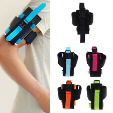 Perfeclan Cell Phone Armband Case Sports GYM Running Arm Band Holder Adjust