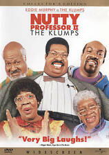Nutty Professor II: The Klumps (DVD, 2010, Collectors Edition)