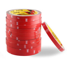 Useful 3M Car Auto Truck Acrylic Foam Double Sided Attachment Adhesive Tape HC