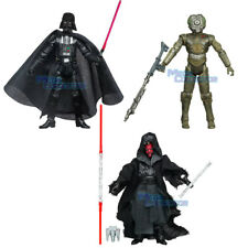 Star Wars The Vintage Collection VC93 Dath Vader VC10 4-LOM VC86 Darth Maul