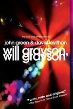 Will Grayson by David Levithan and John Green (2011, Paperback)