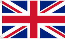 UNION JACK / FLAG FLAGS - HAND FLAGS AND FLYING FLAGS (8 DIFFERENT PRODUCTS)