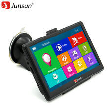 "Junsun D100 7.0"" 8GB ROM Car GPS Multi-media Player with Free Maps Win CE6.0 New"