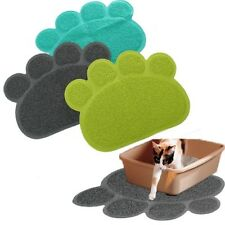 Mat Feeding Dog Food Placemat Wipe Clean Pet Dog Puppy PVC Cat Dish Bowl