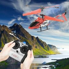 Mini Remote Control Helicopter With Gyro 3.5Channel Pocket RC Drone Toy Aircraft