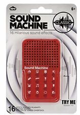 NPW-USA Sound Machine 16 Hilarious Effects Gag Gifts Party Supplies Greeting