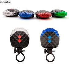 5 LED Bicycle Laser Tail Light Bike Night Rear Light Cycling Safety EE6