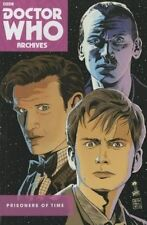 Doctor Who Archives: Prisoners of Time Omnibus - Paperback