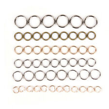 20Pcs Metal HIgh Quality Women Man Bag Accessories Rings Hook Key Chain Bag E&F