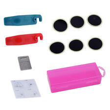 Bicycle Tire Tyre Repair Tool Set Kit Bike Patches Lever Cycling Accessories