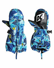 NEW DC Shoes™ Kids 4-9 Molan Snow Mittens DCSHOES  Winter