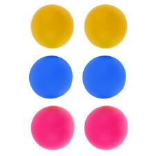 Pack of 6 Ping Pong Table Tennis Balls 36mm Beer Pong Colorful Cat Balls