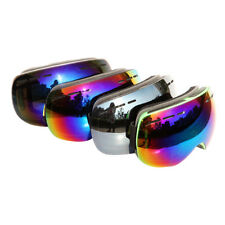 Ski Goggles Anti-fog Ski Mask Glasses Snow Snowboard Goggles UV Double-Lens