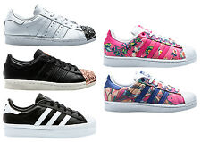 Adidas Superstar Rize Women Sneaker Women's Shoes Shoes Pink Blue Black