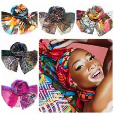 Fashion Womens Colorful Scarf Spain Desigual Beach Wrap Shawl Headkerchief Gifts