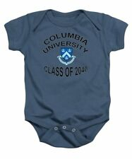 Columbia University Class Of 2040 Baby One Piece