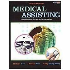 Medical Assisting: Adminitrative and Clinical Competencies by Blesi, Michelle…