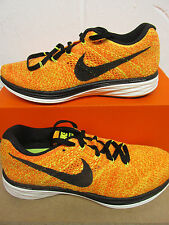 nike womens flyknit lunar3 trainers 698182 700 sneakers shoes