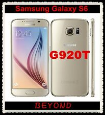 Samsung Galaxy S6 G920T Original Unlocked  GSM 4G LTE Android Mobile Phone