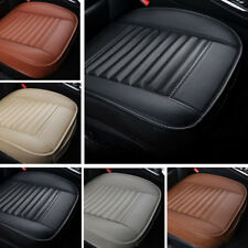 3D Universal Car Seat Cover Auto Chair Cushion Pad Breathable PU Leather