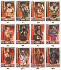 Cartes Topps Slam Attax Superstars WWE 2K14 Limited Edition