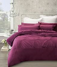 New Phase 2 Robyn Raspberry Quilt Doona Cover Set - SINGLE, DOUBLE, QUEEN, KING