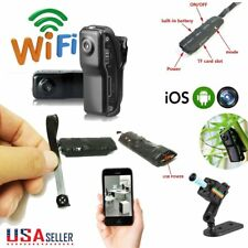 Wireless Spy Nanny Cam IP Pinhole DIY Digital Video Camera Mini Micro DVR Cam