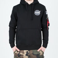 MEN'S HOODIE SNEAKERS ALPHA INDUSTRIES SPACE SHUTTLE [178317 03]