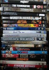 DVD, Blu-Ray, Digital Movies ~ Pick From List - Huge Lot