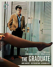 The Graduate (The Criterion Collection) [Blu-ray] New DVD! Ships Fast!