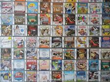 Nintendo DS Games Boxed with Instructions, all tested and working
